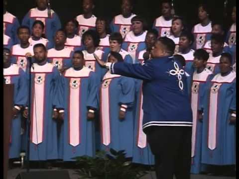 """Rev. James Moore - """"If Jesus Can"""