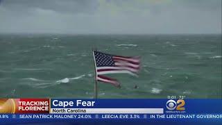 Forecast Calls For Hurricane Florence Landfall On Friday