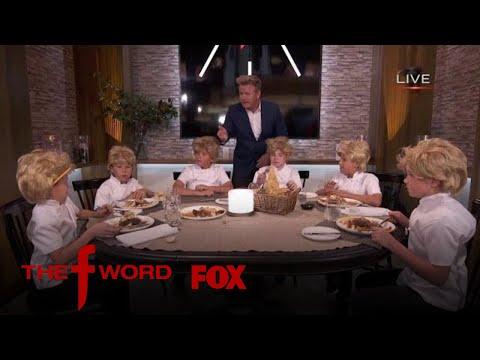 Gordon Ramsay Meets His Mini-Me's | Season 1 Ep. 11 | THE F WORD