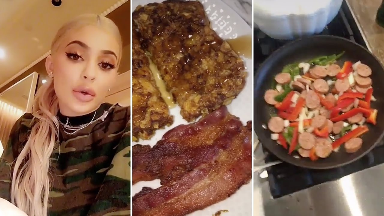 Gasp: Kylie Jenner Eats The Same Breakfast Every Morning