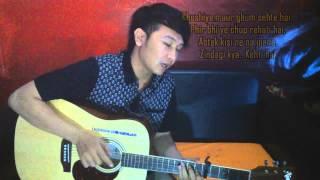 Video (Mann .Ost) Khushiyan Aur Gham - Nathan Fingerstyle download MP3, 3GP, MP4, WEBM, AVI, FLV Agustus 2017