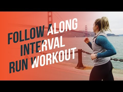 20-Minute Interval Run Workout