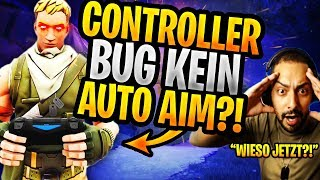 Amarcodtv hat CONTROLLER Bug & kein AUTOAIM?! | Harmii sagt mit Pepper😂|Fortnite Highlights Deutsch