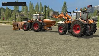 ESM Snow Mods WIP 02 Farming Simulator 2017