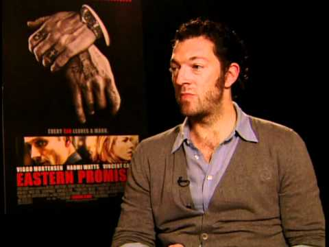 Eastern Promises - Exclusive: Vincent Cassel