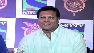 CID Fame Daya(Dayanand Shetty) Shows His Funny Side At CID's 18th Birthday Celebration