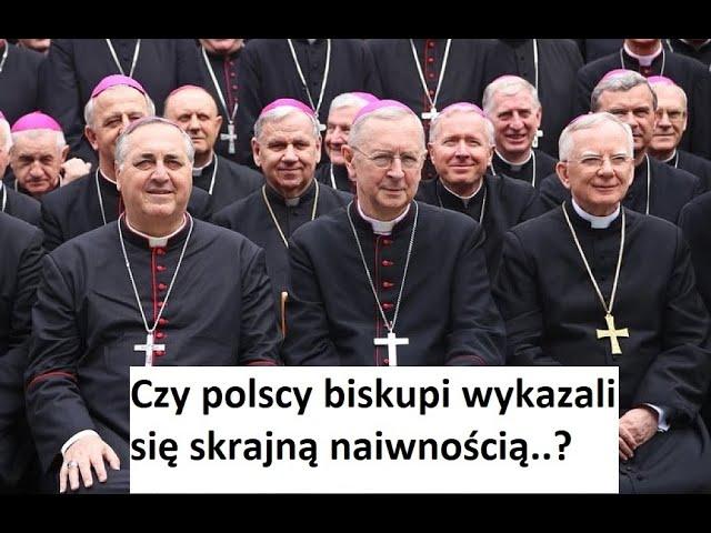 O co chodzi biskupom?