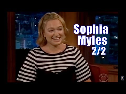 Sophia Myles  Is Adorable  22 Visits In Chronological Order