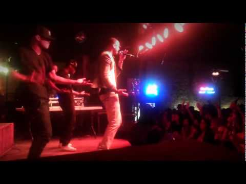 Mohombi - Dirty Situation live in Louisiana