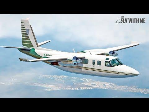 X-Plane 11 - Turbo Commander 690B to Key West
