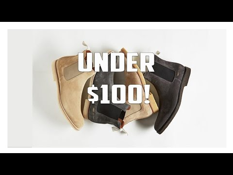 Best Chelsea Boots Under $100? On Foot + Review