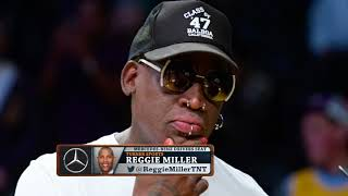 Reggie Miller: Why Dennis Rodman is on All-Time All-Club Team | The Dan Patrick Show | 6/22/18