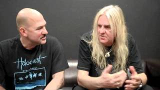 Biff Byford of SAXON Interview – Shockwaves VideoCast Episode 4 (Part 2 of 2)