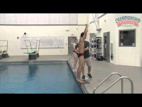 Coaching High School Diving: Safe Diving Basics