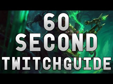 60 Second Twitch Guide
