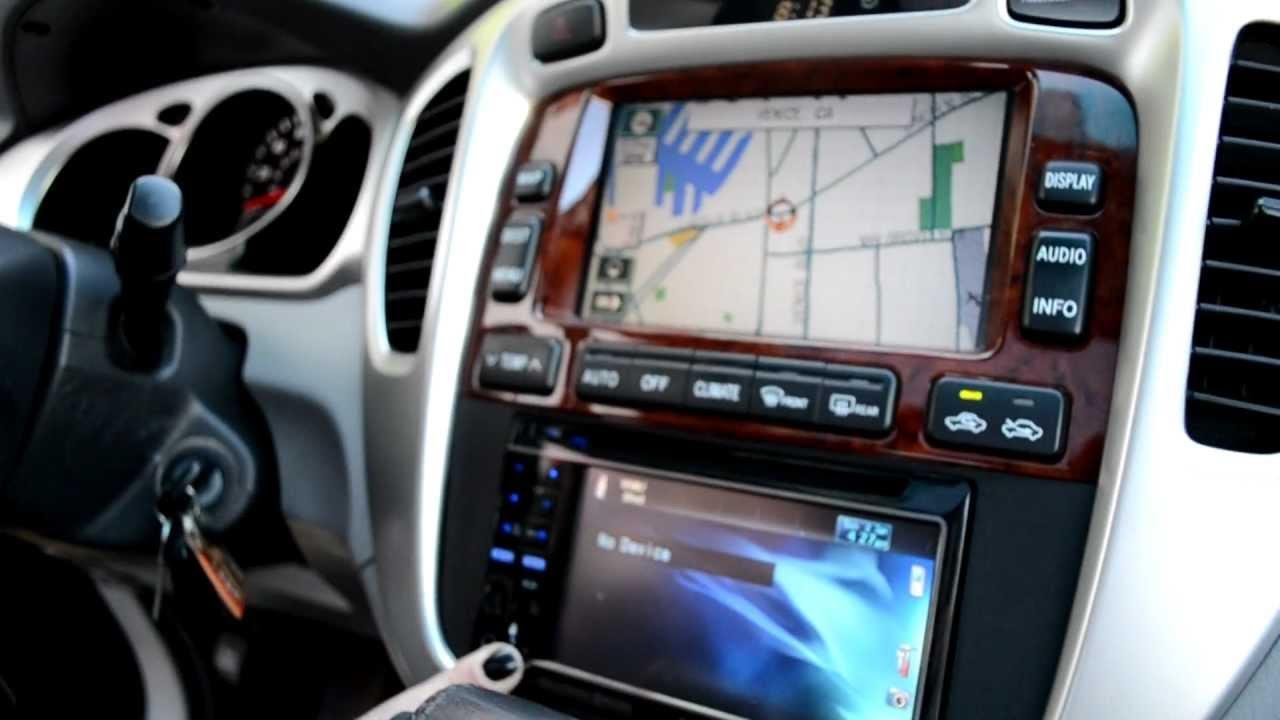 hight resolution of 2007 toyota highlander hybrid new radio integration double din ipod av camera youtube