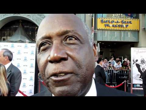 Richard Roundtree at TCM Classic Film Festival 2011 Opening Night