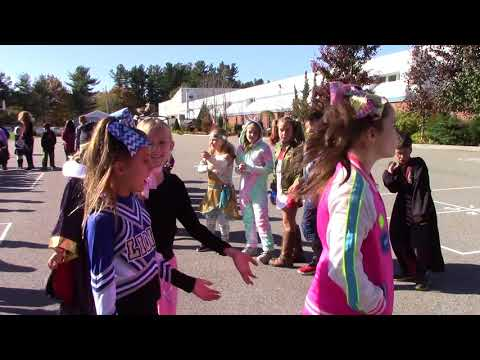 South School Halloween Parades 2017