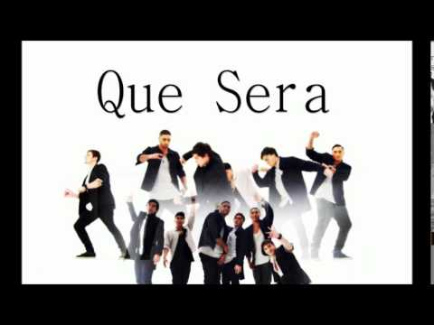 Justice Crew - Que Sera (Australian Version) - YouTube