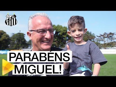 O aniversário inesquecível de Miguel | #MUITOALÉMDOFUTEBOL