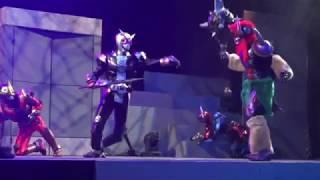 【仮面ライダージオウプレミアムステージショー2019最前列】