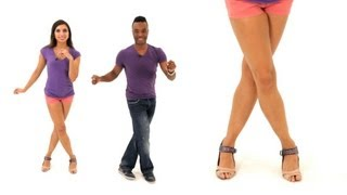 How to Do Advanced Footwork | Bachata Dance