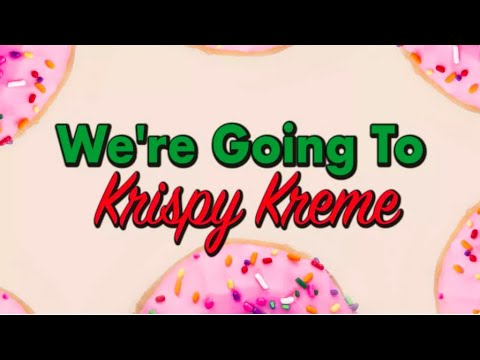 We're Going To Krispy Kreme   Young Jeffrey's Song Of The Week