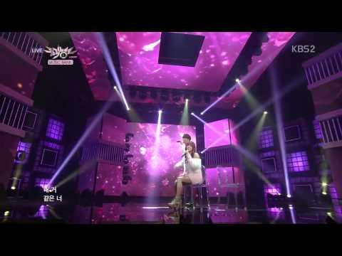 Live HD   140228 Soyou (SISTAR) X Junggigo - SOME @ KBS2 Music Bank