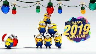 Happy New Year 2019 Happy New year Whatsapp status Funny