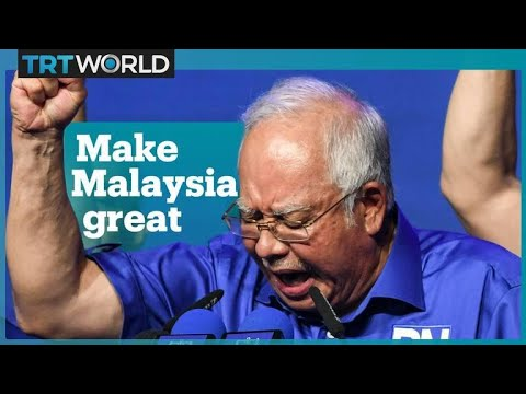 Najib Razak vows to make Malaysia great