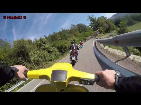On Board Falc 64x56 (180cc) Verso il Passo della Cisa - Niculin93