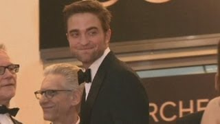 Robert Pattinson talks about Kristen Stewart at Cannes