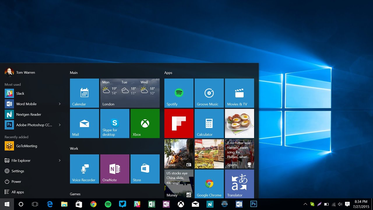 How To Show & Hide Search Icon / Search Box On Taskbar