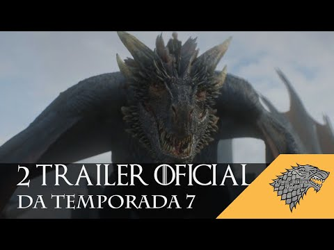 Analise do 2 trailer oficial da temporada 7 de Game Of Thrones