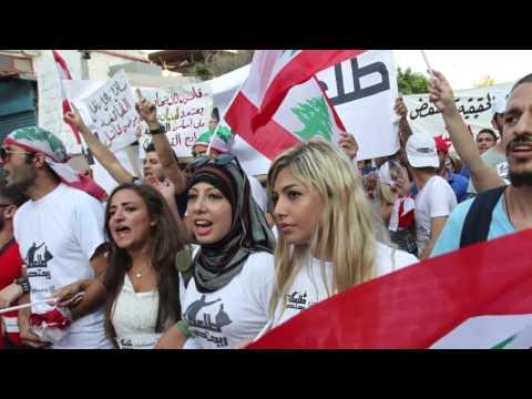 Lebanon's Garbage Crisis