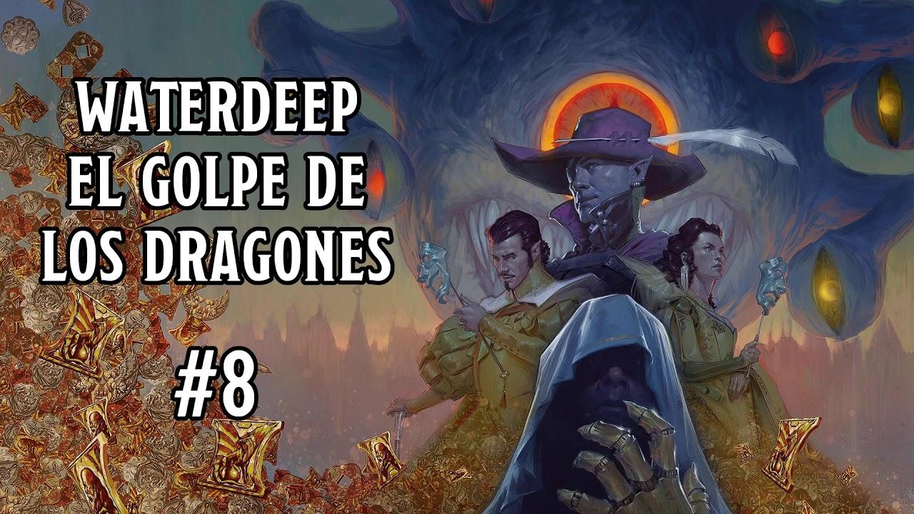 waterdeep el golpe de los dragones pdf descargar