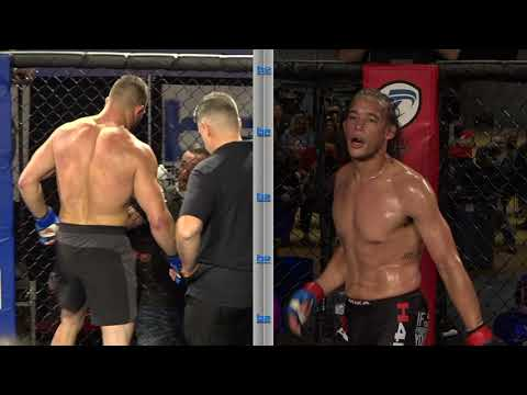 HRMMA 116 Fight 14 Bryan Battle vs Josh Krizan 185 PRO