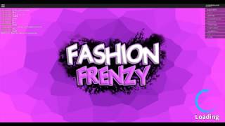Roblox - Fashion Frenzy - I Broke The 20 Wins Mark!