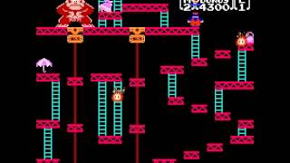 Donkey Kong - Speed Run 2 - User video