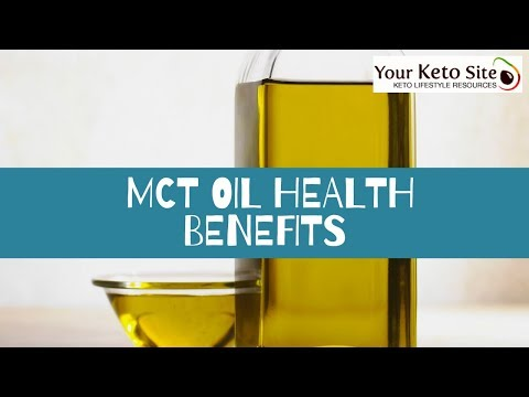 MCT Oil Benefits I Medium Chain Triglycerides