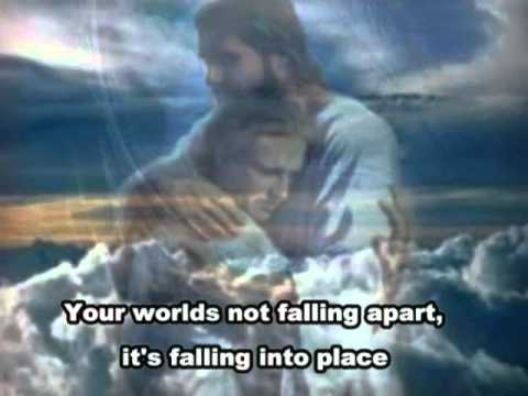 Just Be Held - with lyrics  Casting Crowns