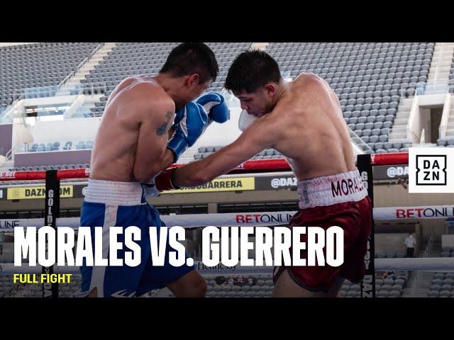 FULL FIGHT | Gregory Morales vs. Rodrigo Guerrero
