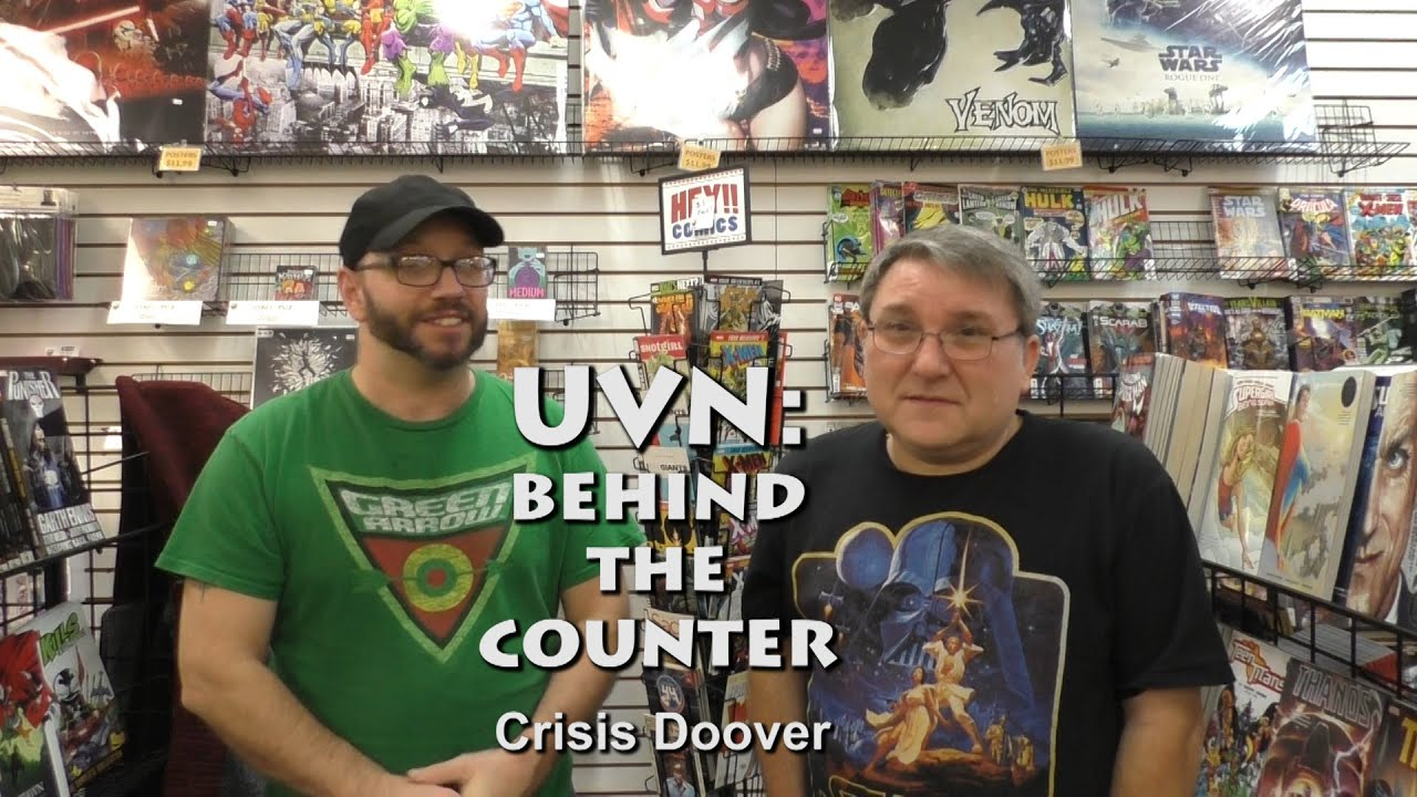 UVN: Behind the Counter 484