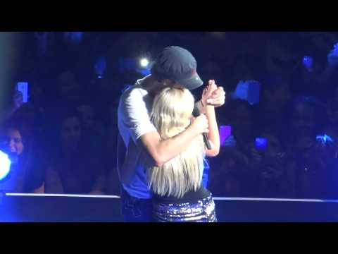 Enrique Iglesias LIVE at the Prudential Center, NJ July 20th, 2012 - Hero #2