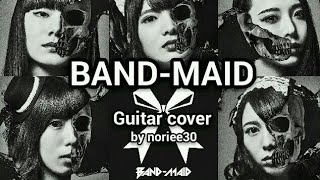 BAND-MAID  I can't live without you  cover