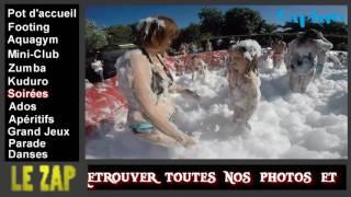 Camping Les Huttes - Vidéo de première semaine de Juillet 2016