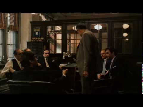 Godfather in a Meeting