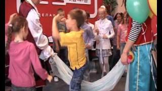 Пираты на детском празднике