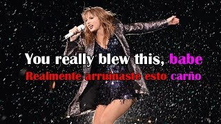 Sugarland, Taylor Swift - Babe (Lyrics & Letra En Español) Video
