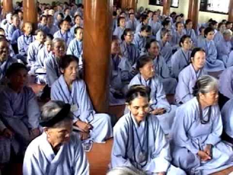 Bổn phận tu học Phật do Thượng toạ Thích Chân Tính giảng tại chùa Từ Xuyên